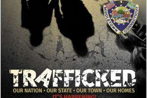 A sex trafficking awareness presentation will be held at Middletown High School's Santo Fragilio Performing Arts Center Wednesday from 6:30 to 8:30 p.m. at 200 La Rosa Lane. Presenters will include Annemarie Boulay, director of The Underground of Bloomfield; state of Connecticut Human Anti-trafficking Response Team coordinator Yvette Young, investigator Courtney Desilet, retired detective sergeant Brian Reilly, Connecticut FBI public affairs specialist Charles Grady and survivor leader Theresa Leonard Rozyn.