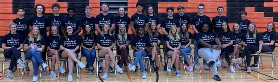 The 2019 EHS Homecoming Court. Coronation takes place Oct. 12 at 7 p.m. in the EHS gymnasium. Photo: For The Intelligencer