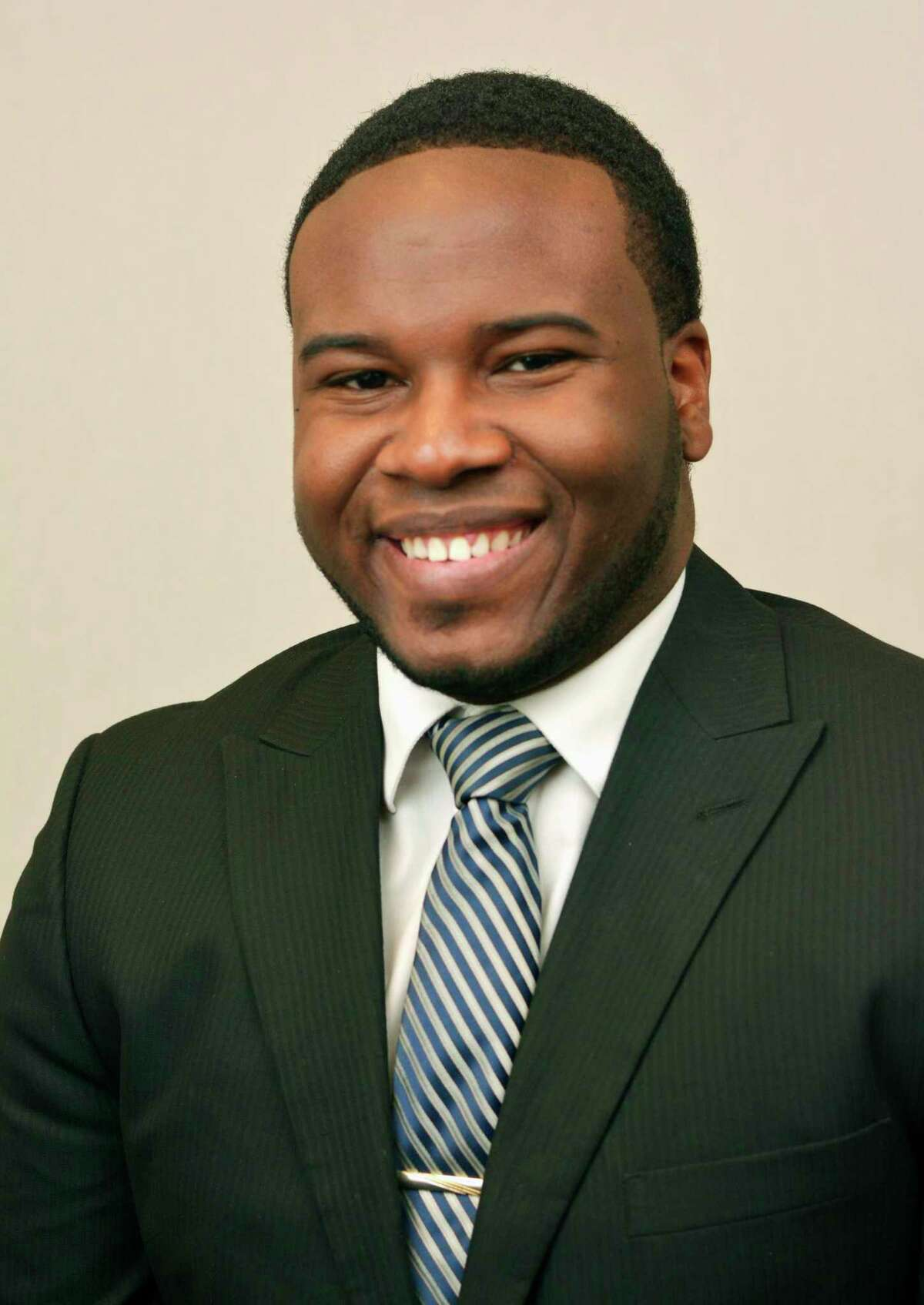 This 2014 portrait provided by Harding University in Searcy, Ark., shows Botham Jean, who was shot and killed by former Dallas police officer Amber Guyger, who was convicted of murder Tuesday.