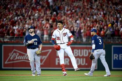 The Giants and the Nationals: A bad-hop connection