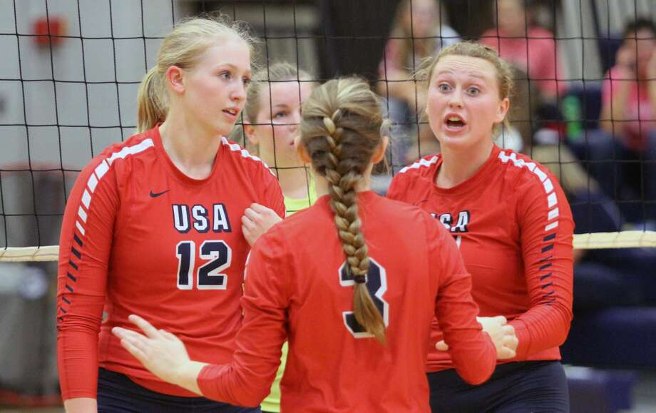 The USA Patriots won the Brown City Tournament over the weekend. Photo: Eric Rutter / Huron Daily Tribune