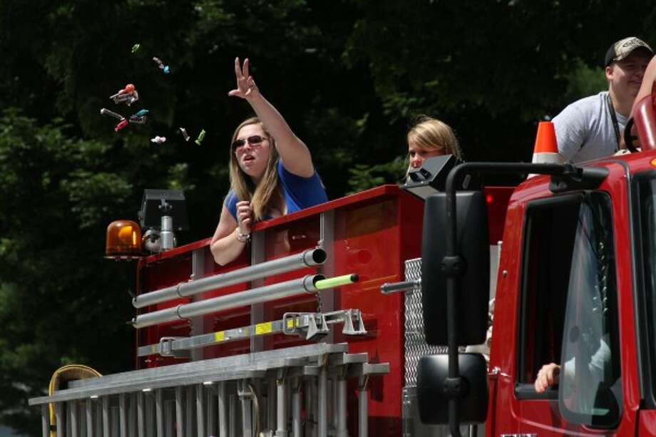 The 34th annual Arcadia Daze was held from Friday to Sunday, and was met with spectacular weather and a strong turnout. From Friday's fireworks, Saturday's arts and crafts to Sunday's parade, Arcadia was bustling with festivities for all ages. (Dylan Savela/News Advocate)