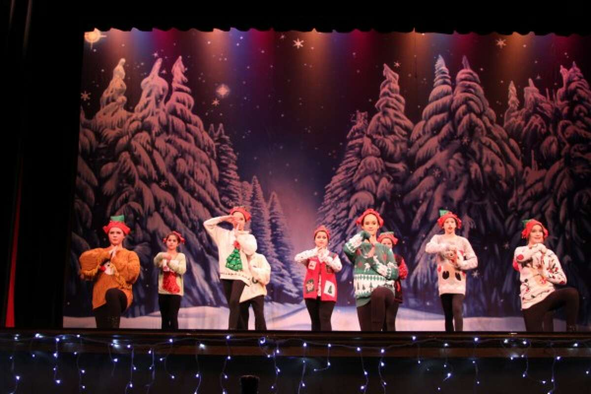 The Conservatory of Dance's 'Winter Holiday Spectacular