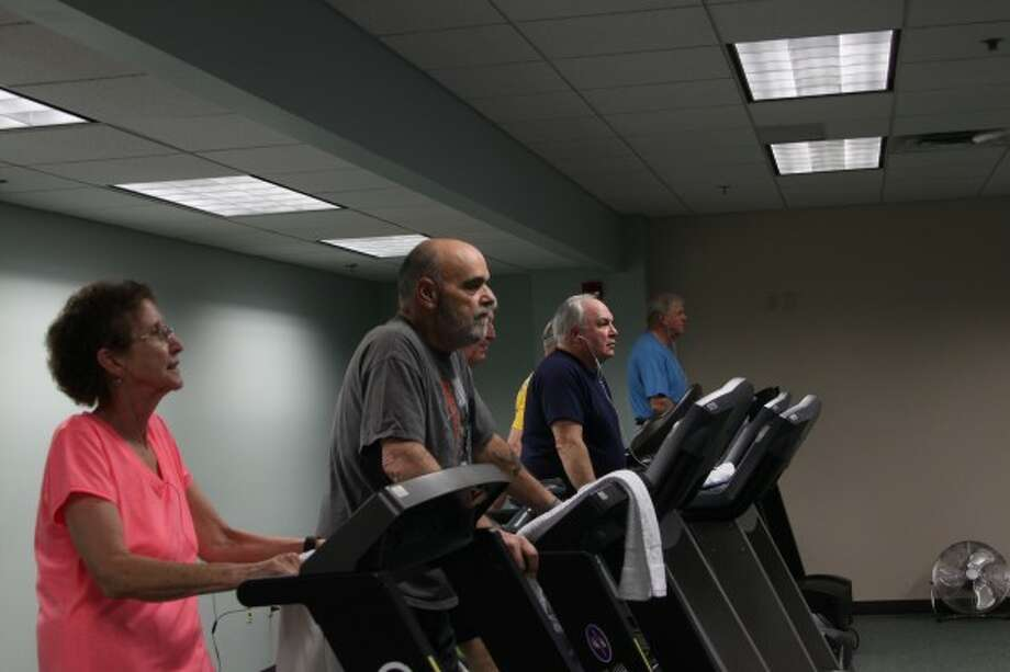 Winter is the busiest time of the year for the West Shore Health Connection Fitness Center, according to manager Dersa Marshall. (Sean Bradley/News Advocate)