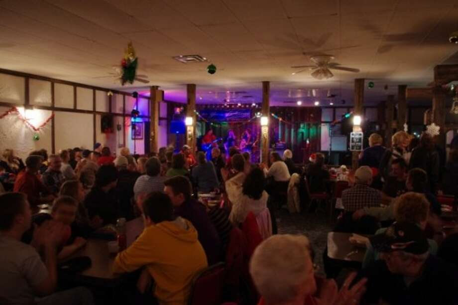 The declining membership of the Manistee Eagles Aerie 1975 have caused it to decrease the frequency of its events, including the number of concerts and dinners. The club is also looking to downsize its facility in the future. (News Advocate File Photo)
