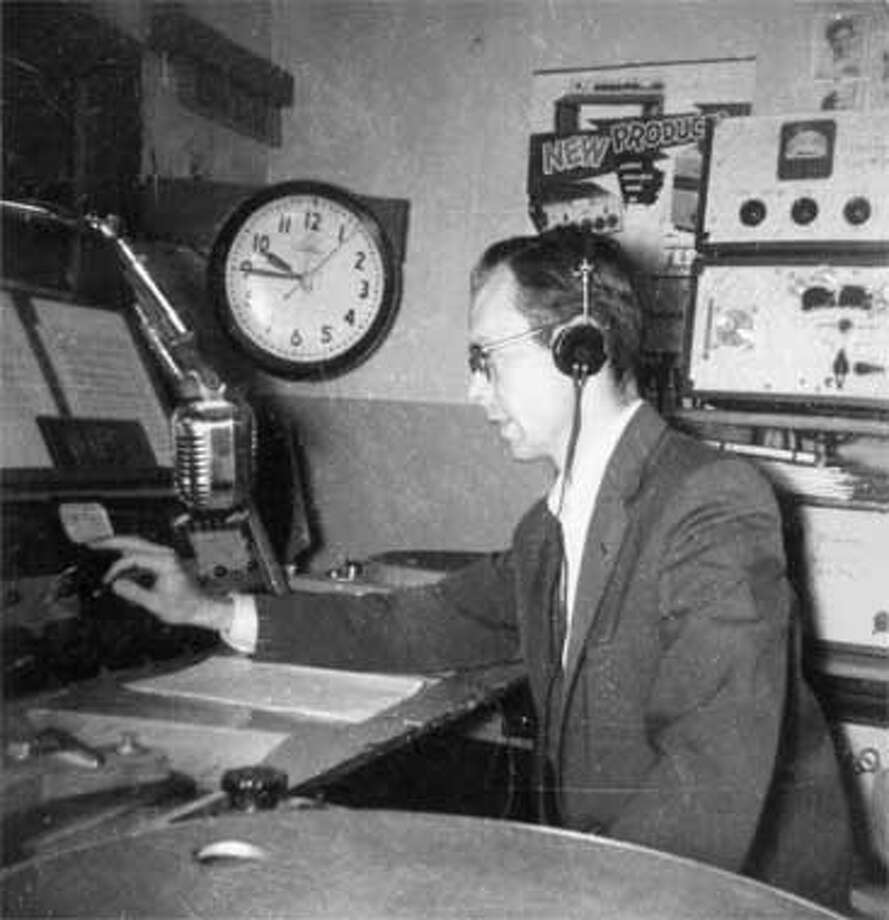 "Since 1951, a local radio station, then WMTE 1340 AM, has broadcast in Manistee from what was known as ""Radio Hill"" near the city limits by 10th Street. After multiple ownership, location and format changes, local radio has been brought back to Manistee in the form of WMTE Coast FM 101.5. (Courtesy Photo/News Advocate)"