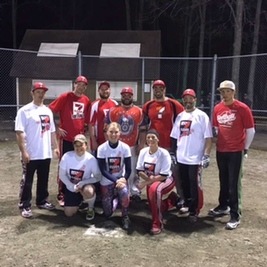 The second place team represented 7-11. (Courtesy Photo)