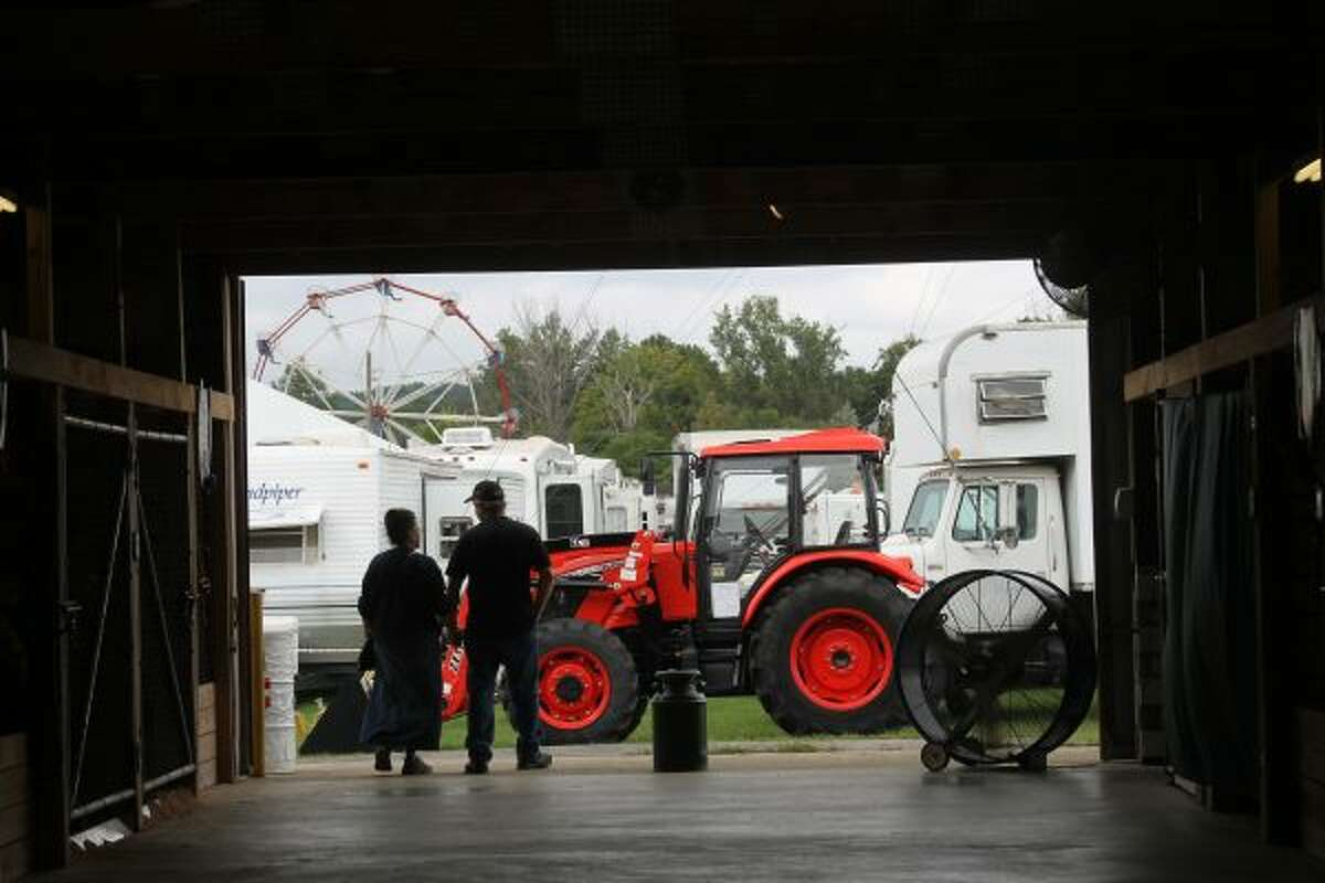 Another edition of the Manistee County Fair wrapped up on Saturday. (Photos by Michelle Graves/News Advocate)