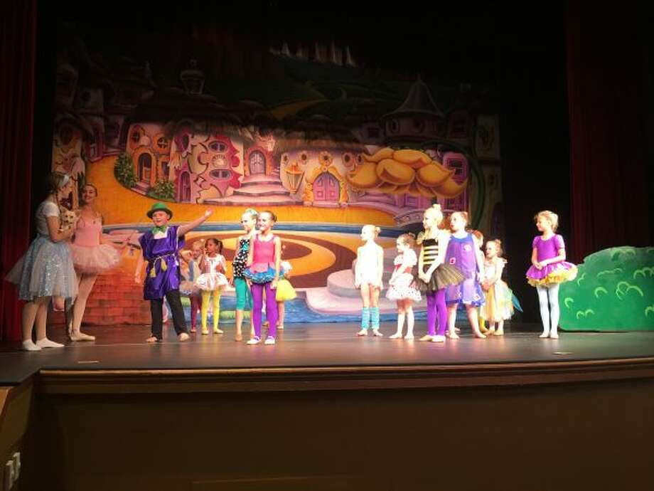 """The Conservatory of Dance performed """"The Wizard of Oz"""" from Thursday through Saturday at the Ramsdell Regional Center for the Arts. (Courtesy photo)"""