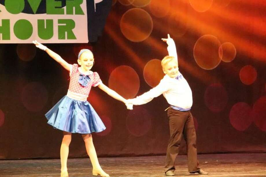 Even the youngest dancers took part in the Conservatory of Dance's spring recital. (Courtesy photo)