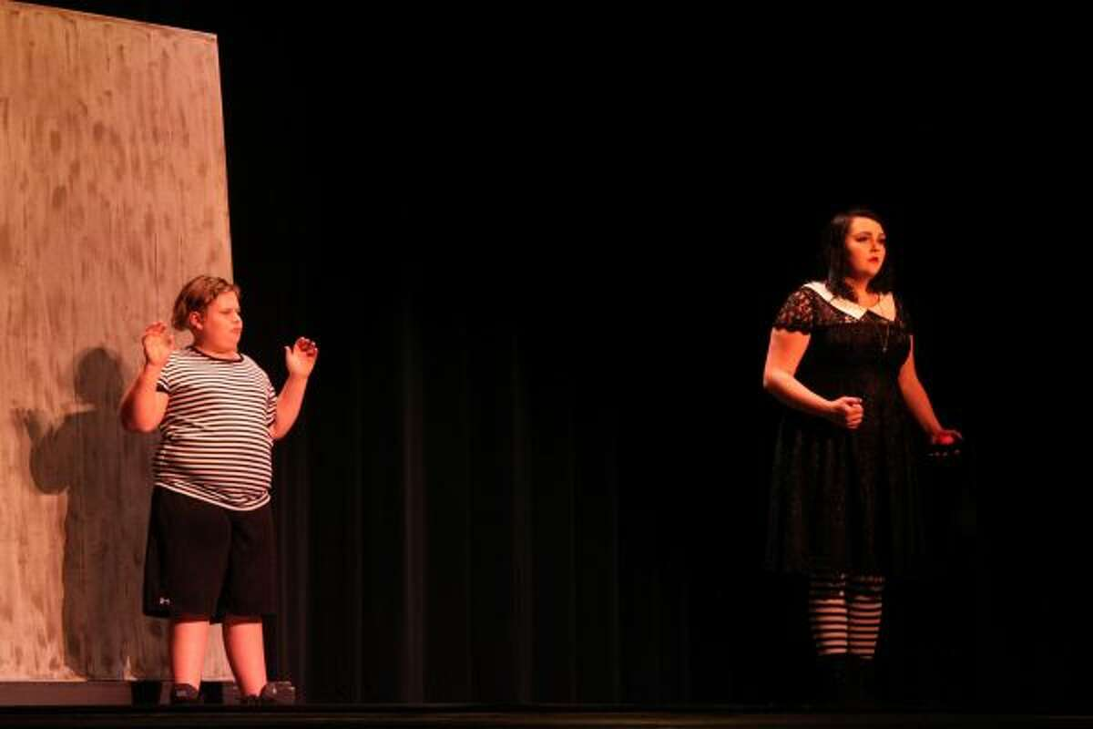 """The Civic Players' rendition of """"The Addams Family: A New Musical Comedy"""" will soon be ready for the public to view. (Ashlyn Korienek/News Advocate)"""
