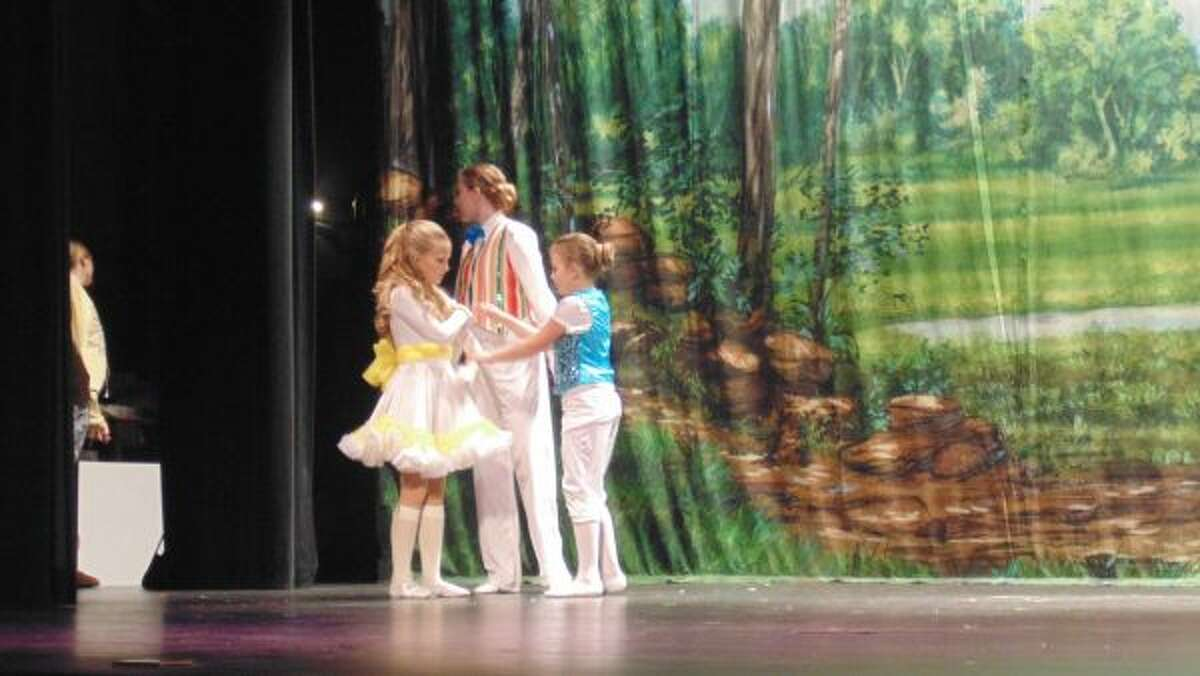 """Many familiar musical numbers from """"Mary Poppins"""" were performed by the Conservatory of Dance. (Courtesy photo)"""