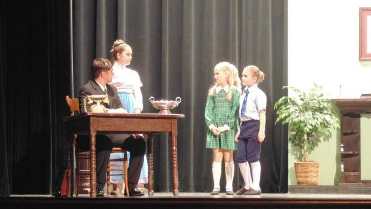 """The Conservatory of Dance performed """"Mary Poppins"""" during four different performances over the weekend at the Ramsdell Regional Center for the Arts. (Courtesy photos)"""