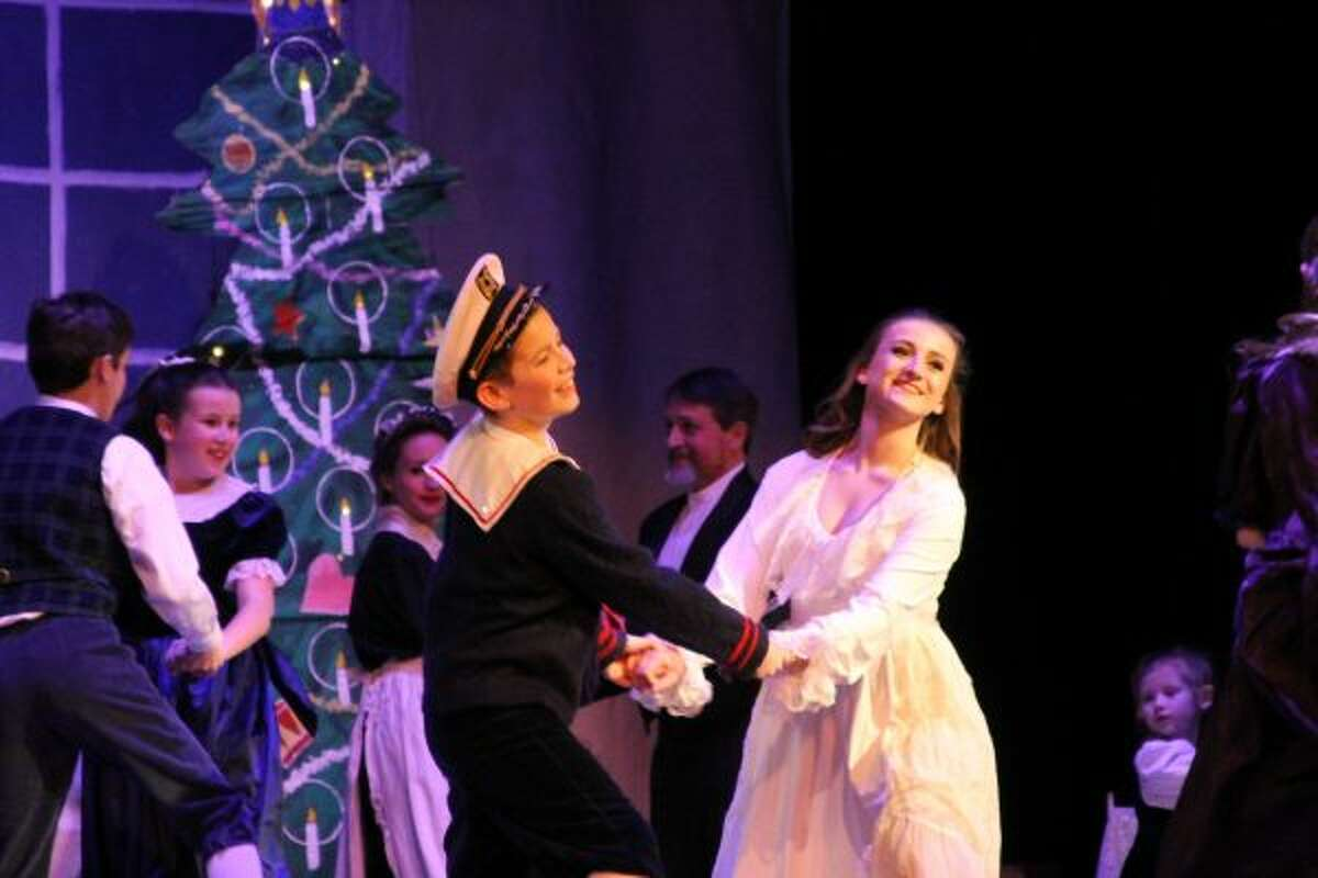 """""""The Nutcracker Ballet"""" is ready to hit the Ramsdell stage, starting tonight at 8 p.m. (Ashlyn Korienek/News Advocate)"""