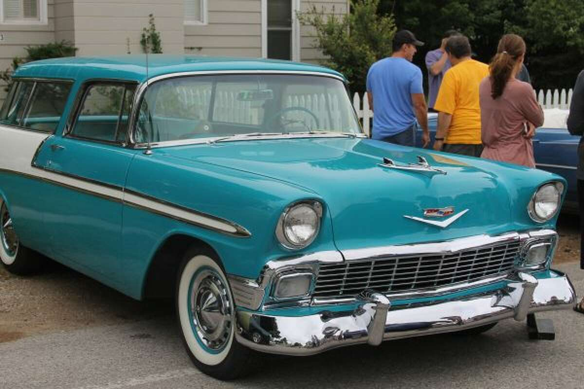 The popular Auto Muster event is an Arcadia Daze tradition. (Scott Fraley/News Advocate)