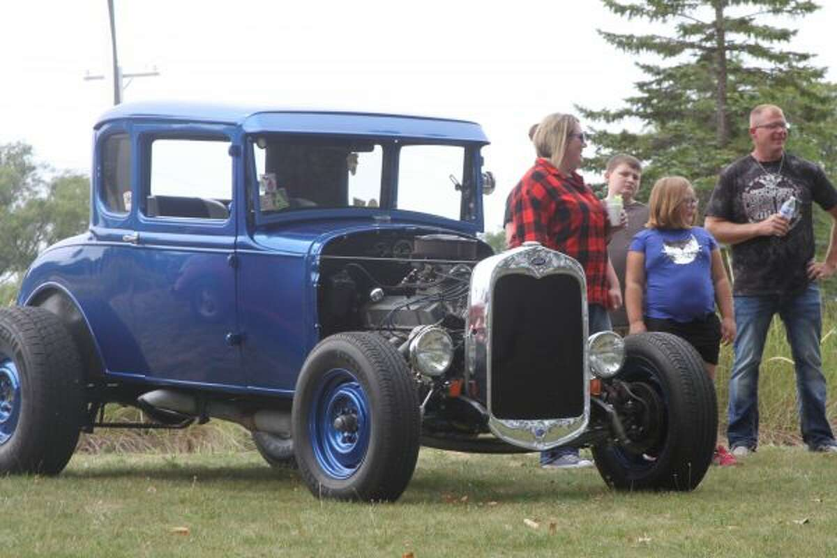 A previous LaborFest introduced a new car show which had over 40 participants. (Scott Fraley/News Advocate)