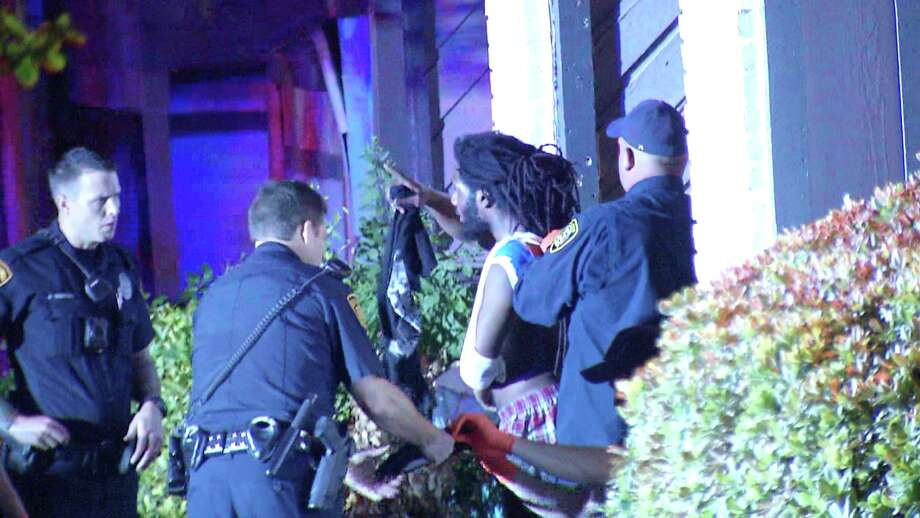 SAPD is investigating stabbing on the North Side. Photo: Ken Branca