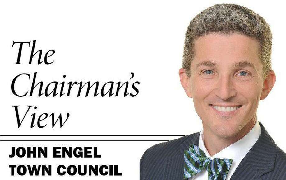 New Canaan Town Council Chairman John Engel. New Canaan Advertiser / File photo Photo: New Canaan Advertiser / File Photo