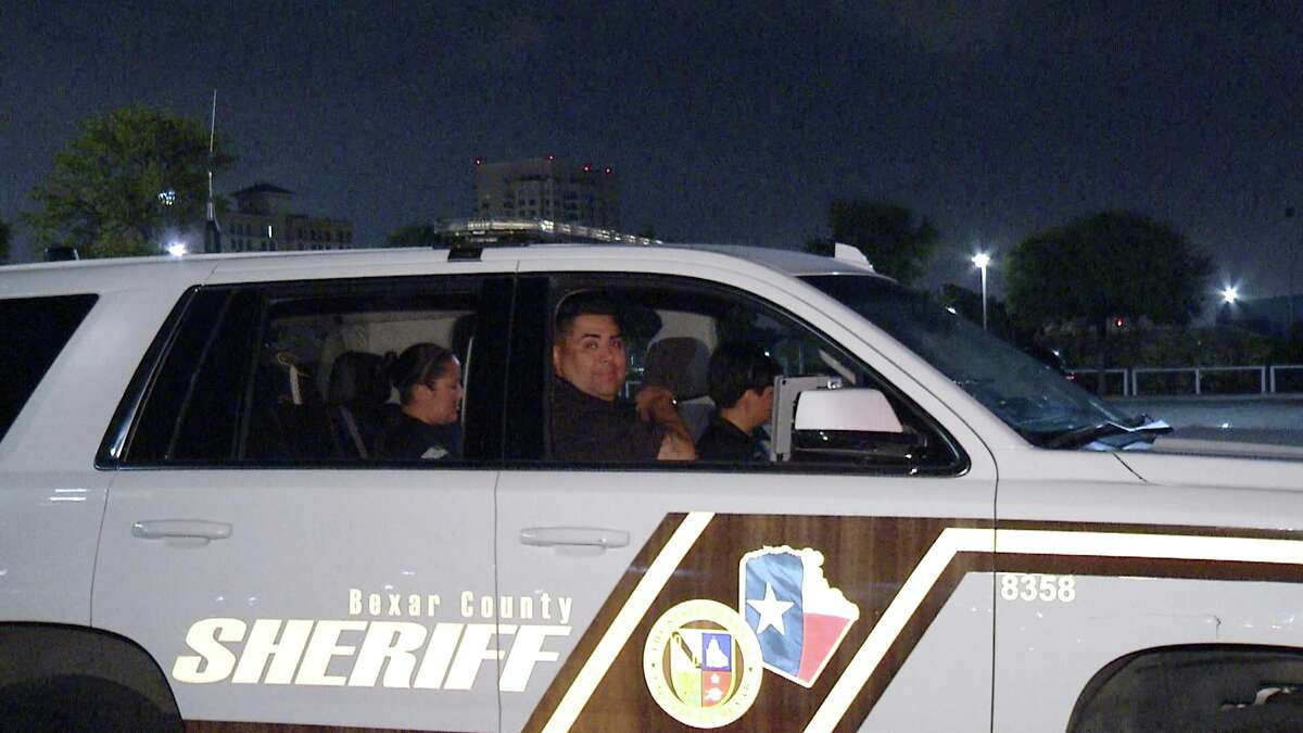 SAPD joins other agencies to attend the funeral of fallen Harris County Sheriff's Office deputy Sandeep Dhaliwal.