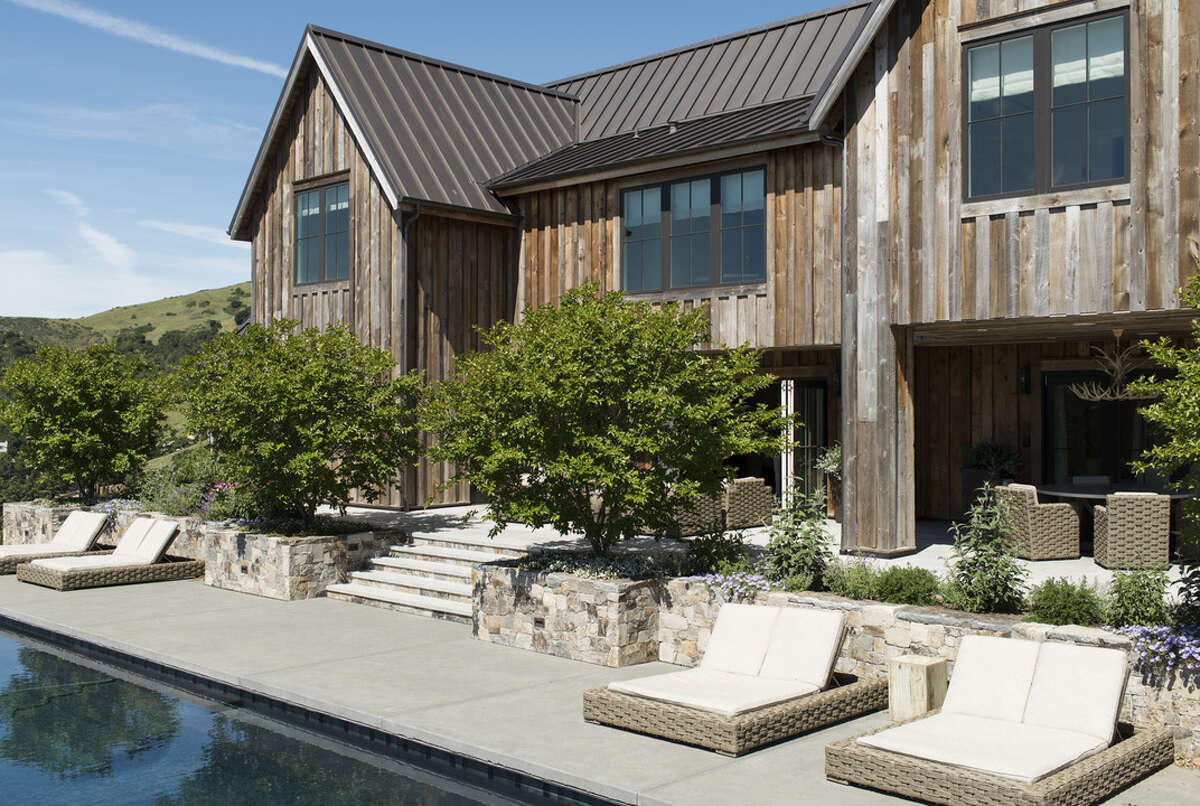 The San Anselmo home was taken down the studs and completely reimagined by a Restoration Hardware exec.