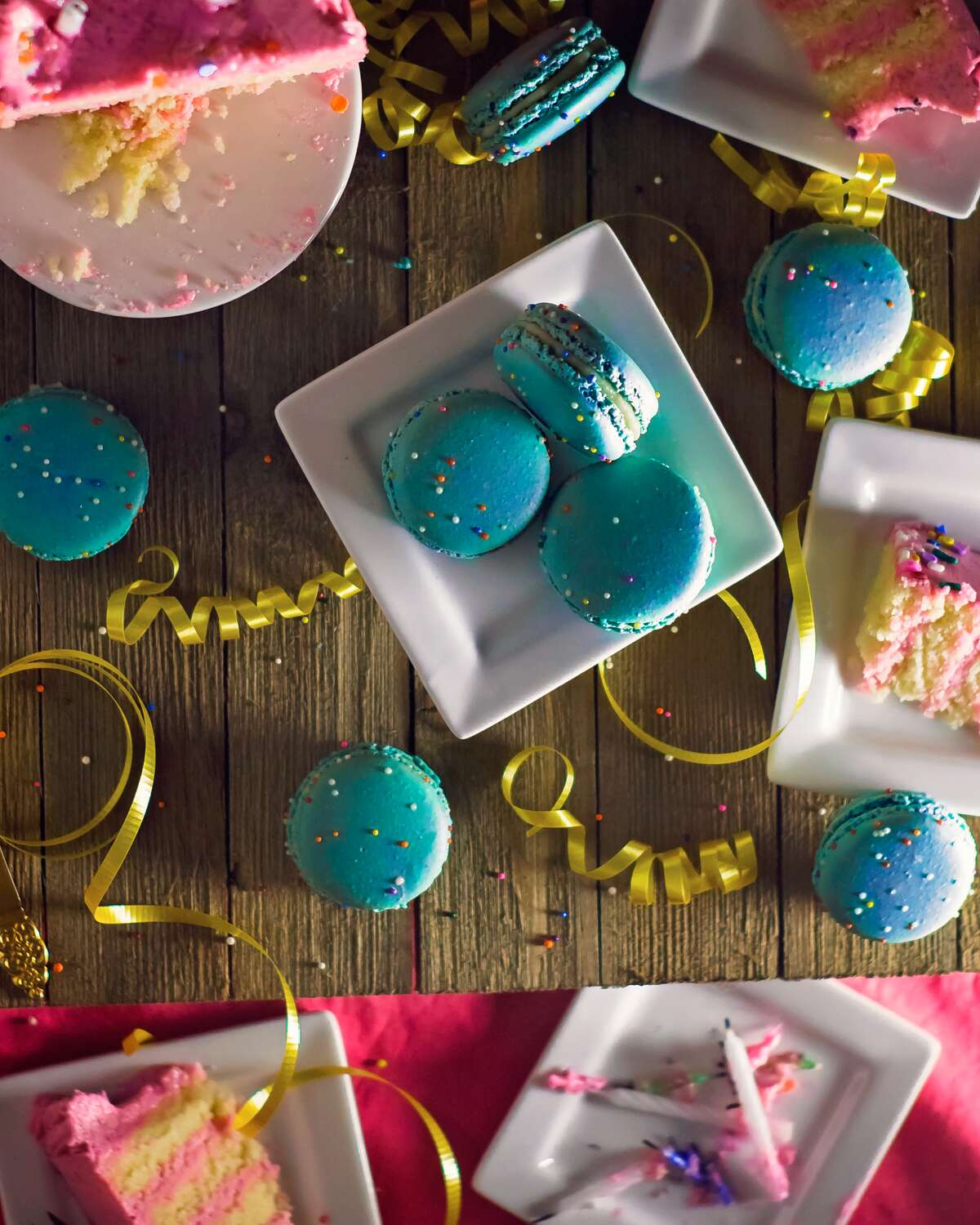 Bakery Lorraine is marking five years in the Alamo City by giving away a Birthday Cake Macaron with any purchase on Wednesday. The offer is only valid at The Pearl location, according to details posted online.