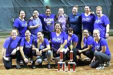 Euro Styles' team members (front row) are Christina Parra, Alida Cuevas, Dawn Rice, Dawn Fanara, Barbara Crudup, Barbara Martin and Britt Baker; (second row) Sarah Pote, Genie Muniz, Katia Bagwell, Erika Williams, Jesi Riddle, Bree Burns and Millie Rua. Missing from photo is Tatiana Camacho.