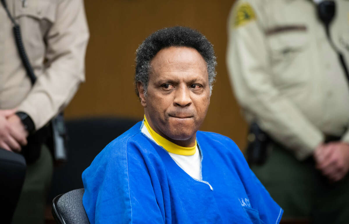 Terry Gillard was sentenced on Oct. 1, 2019, to 71 years in state prison at San Fernando Courthouse on sexual abuse charges.