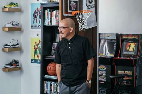 San Antonio native Shea Serrano returned there after years living in Houston, where he wrote the best-selling books The Rap Yearbook and Basketball (And Other Things). His third book was published in October 2019, Movies (And Other Things)
