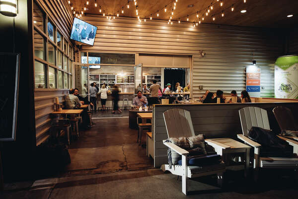Ethan Stowell and San Juan Seltzer debut a new bar and restaurant in Sodo.