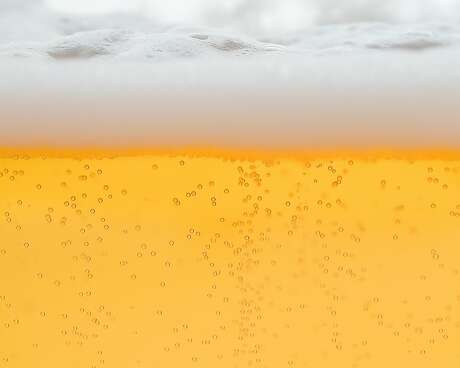 Beer foam has been unfairly maligned. Photo: Liz Hafalia / The Chronicle