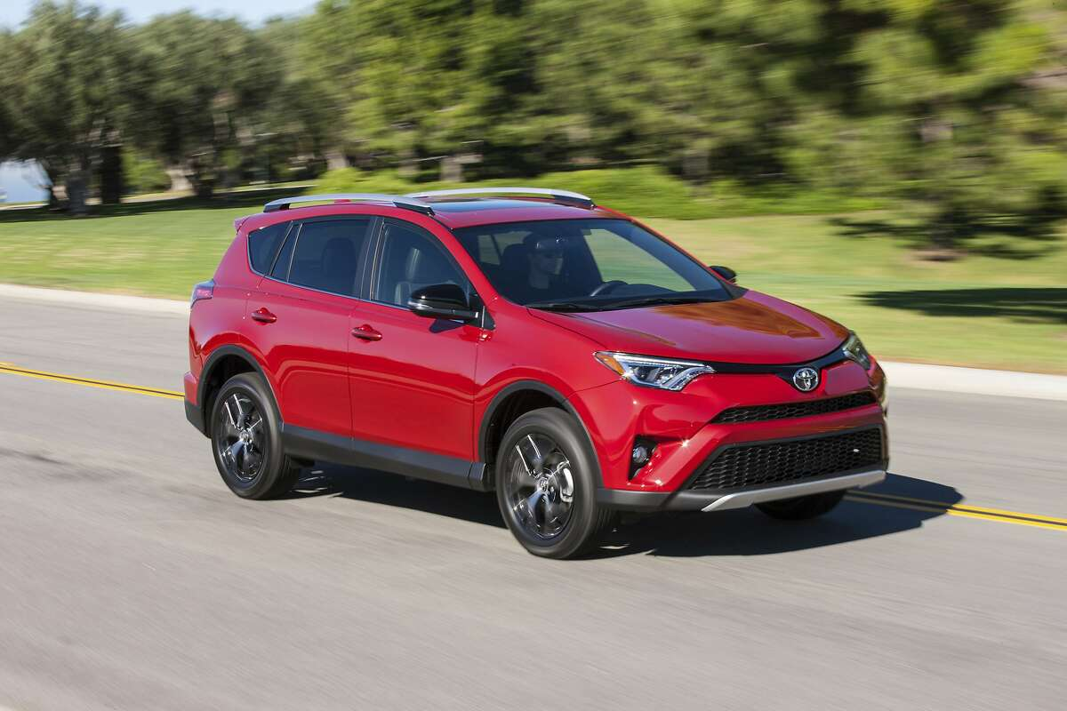 Most popular new vehicles purchased in Seattle in 2019 10. Toyota RAV4