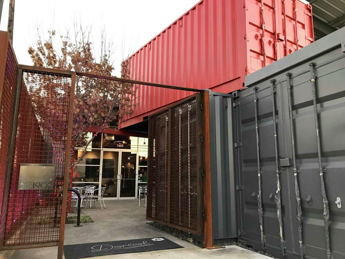 Dorcol Distilling + Brewing Co. is located at 1902 S. Flores St. The bar is hosting an Oktoberfest party Oct. 12 that will feature a 300-foot long sausage that will weigh more than 240 pounds.