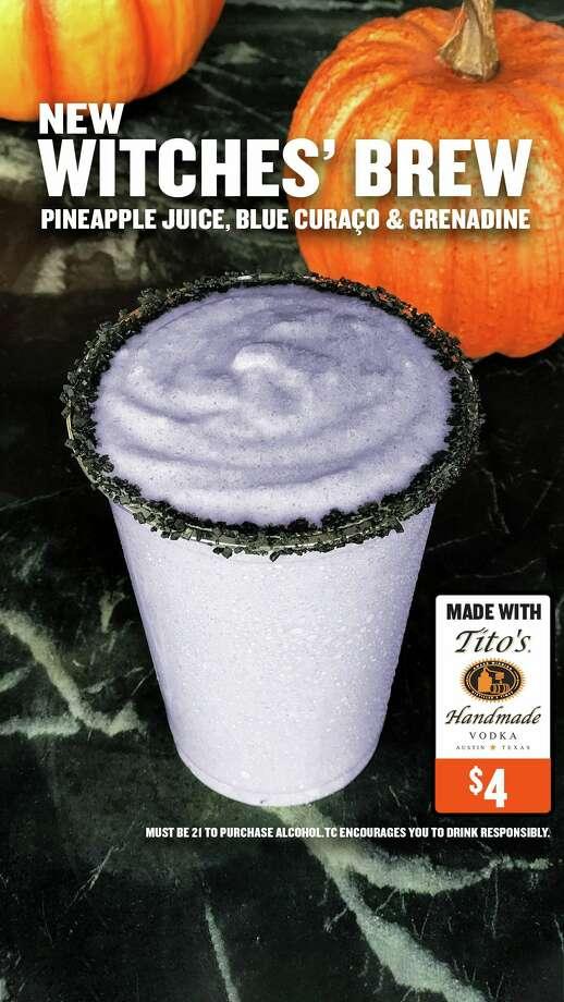 Taco Cabana's Witches' Brew  Photo: Courtesy, Taco Cabana