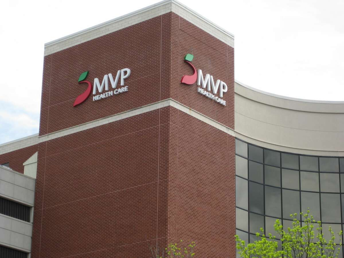 MVP Health Care headquarters in Schenectady, N.Y.