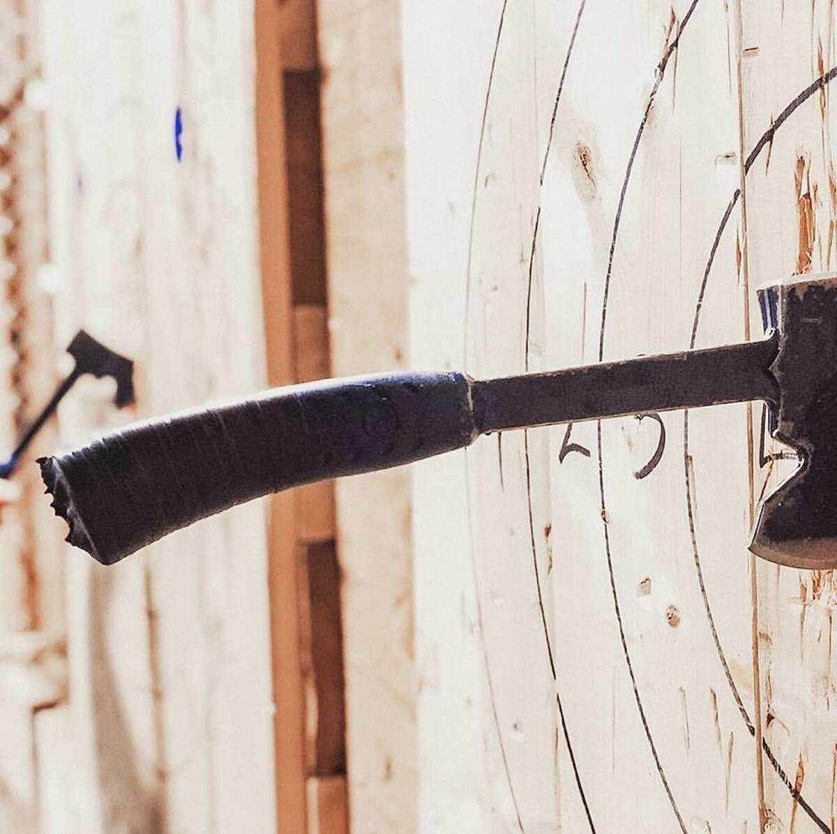Ax throwing is coming to Bridgeport, as Wallingford-based Blue Ox Axe Throwing plans to open a new space in the East End