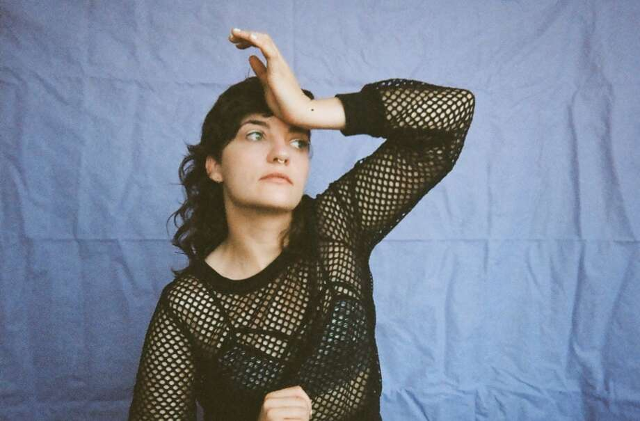 Los Angeles songwriter and musician Rosie Tuckerwill be performing at the Cactus House at 8 p.m. Monday, identifies Photo: Courtesy Photo