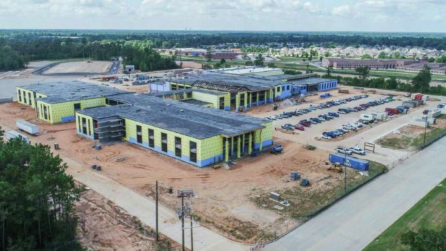 The Conroe City Council approved a school zone for the new Stockton Junior High ahead of its opening this August. Photo: Provided
