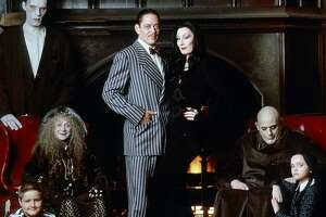 """The Addams Family"" feature film will play on the big screen as the MOSC plays the soundtrack live. Whether you are in or out of costume, there will be photo opportunities in the lobby to add to the creepy and kooky night."