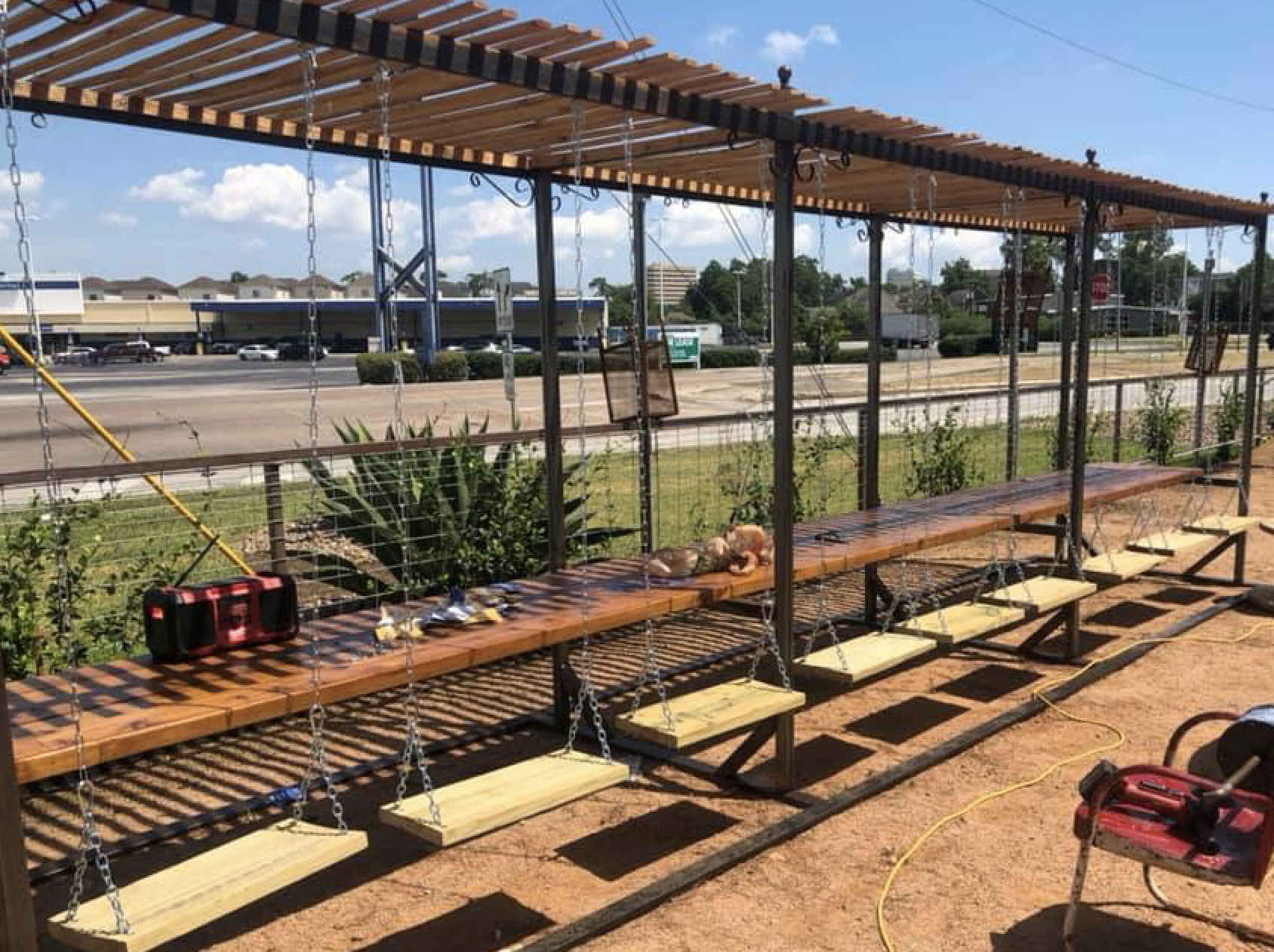 Houston's best new and classic restaurant and bar patios