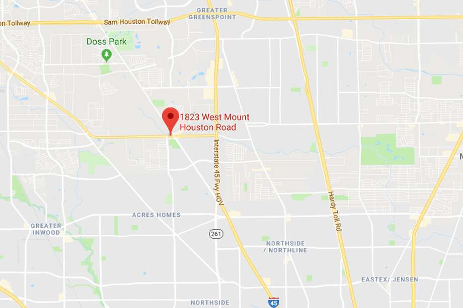 A person was reportedly shot Wednesday during an apparent robbery at a Burger King in the 1800 block of West Mount Houston Road, police said. Photo: Google Maps