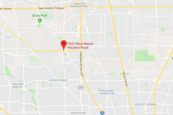 A person was reportedly shot Wednesday during an apparent robbery at a Burger King in the 1800 block of West Mount Houston Road, police said.