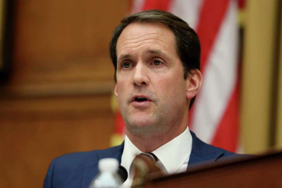 "U.S. Rep. Jim Himes, D-Conn., will be at Stamford's Ferguson Library October 6 for ""U.S. Foreign Policy: A Conversation."" Photo: Andrew Harnik / Associated Press / Copyright 2019 The Associated Press. All rights reserved"