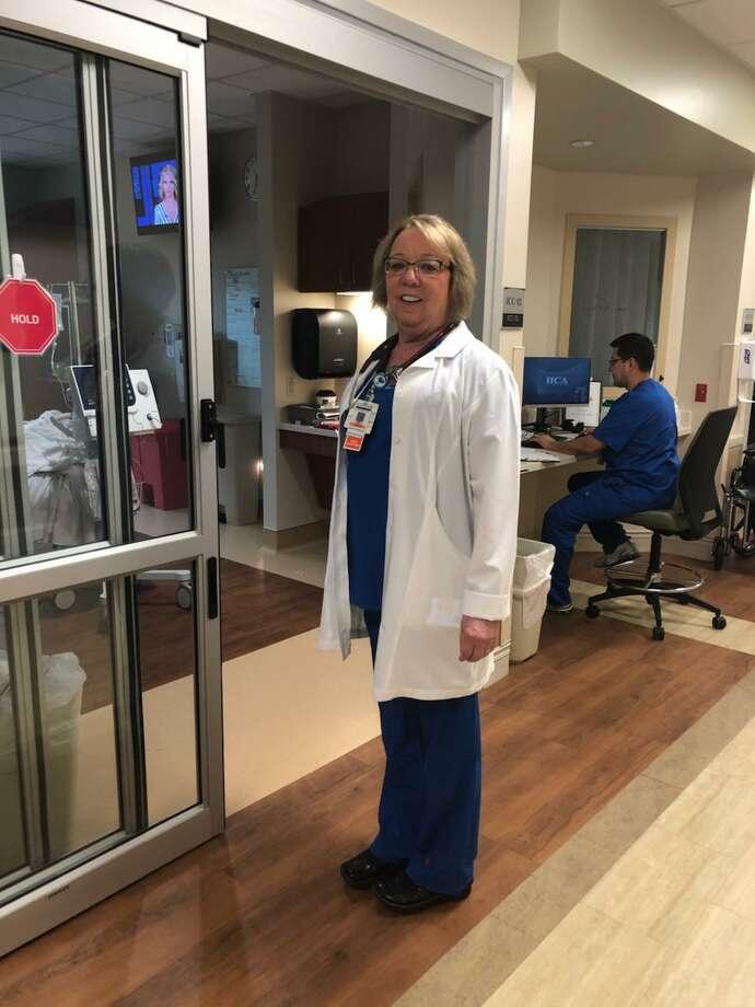 Charlotte Elizondo is a palliative care nurse practitioner at HCA Healthcare-Kingwood. Photo: Courtesy: HCA Healthcare