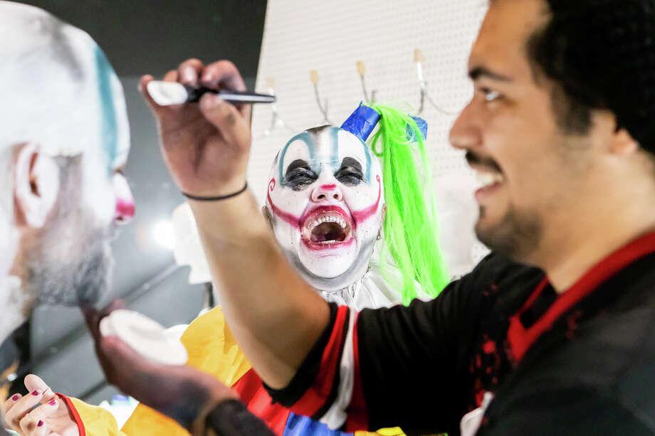The art of scaring children: My night as a killer clown inside Great America's Halloween Haunt