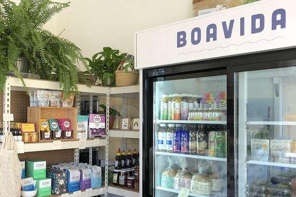 Cafe-market-wine bar Boavida opens steps away from Ocean Beach