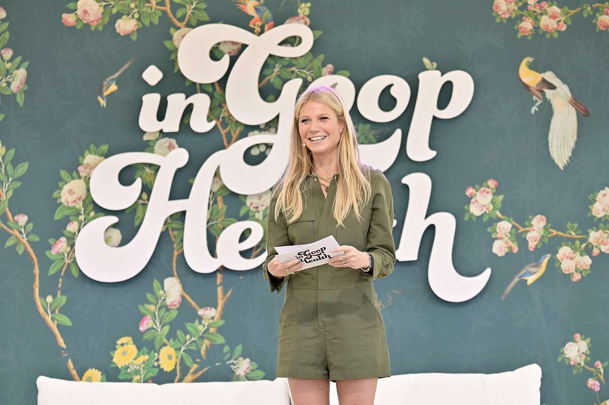 Goop CEO and actress Gwyneth Paltrow will co-host the In Goop Health summit in the Bay Area on November 16.