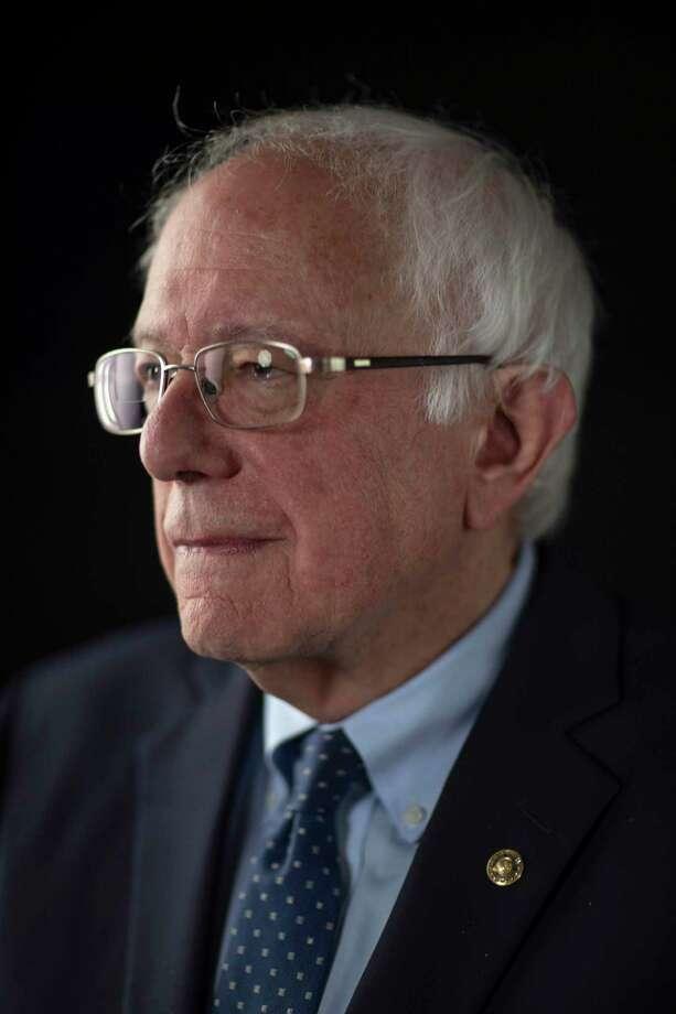 Sanders Photo: TONY CENICOLA /NYT / NYTNS