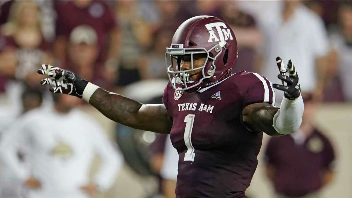 After leading Texas A&M's linebackers in tackles last season, Buddy Johnson is expected to hold down a starting spot in 2020.