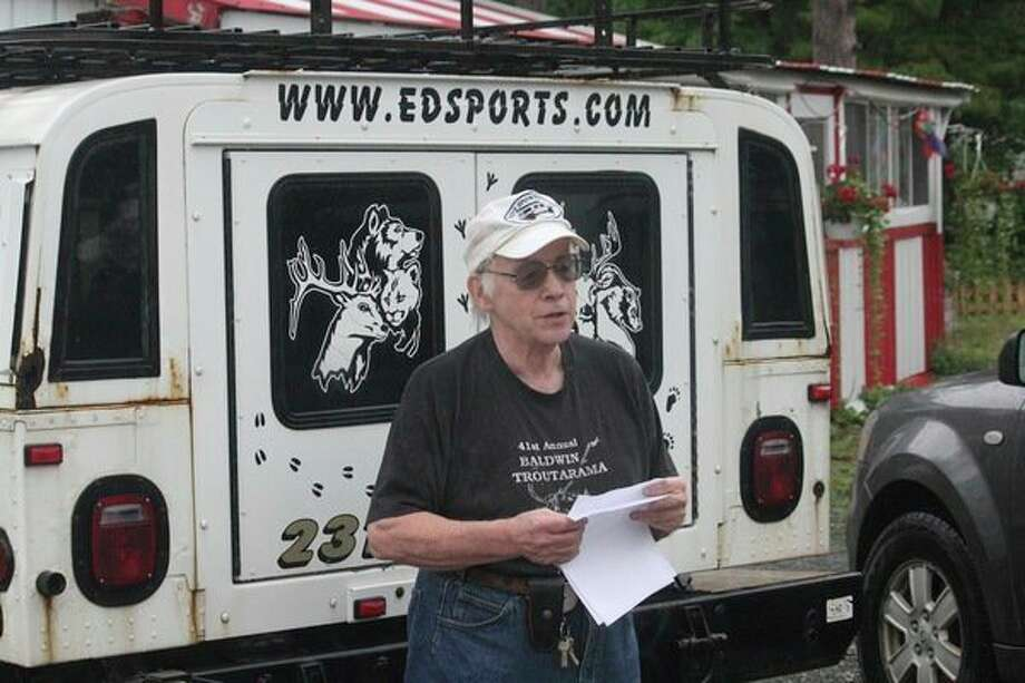 Doug Loomis, of Ed's Sport Shop reports on the salmon run. (Star file photo)