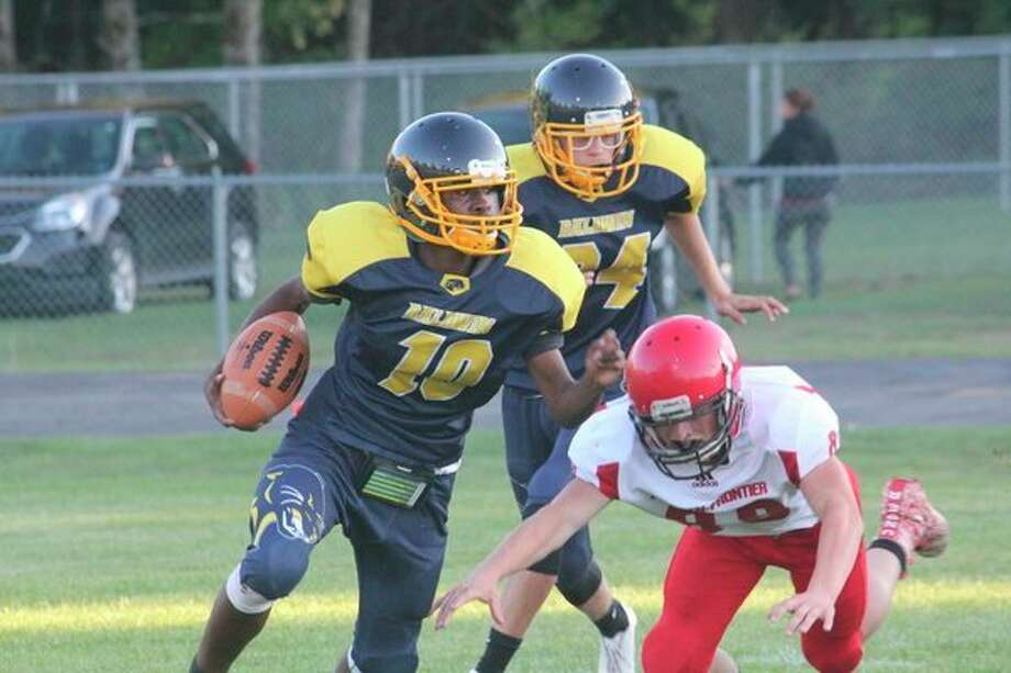 Baldwin quarterback Carmelo Lindsey continues to have a solid season for the Panthers. (Star photo file)